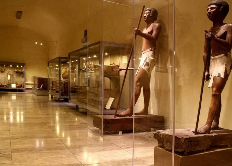 Каирский музей - Египет