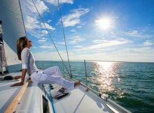 Отдых на яхте в Египте