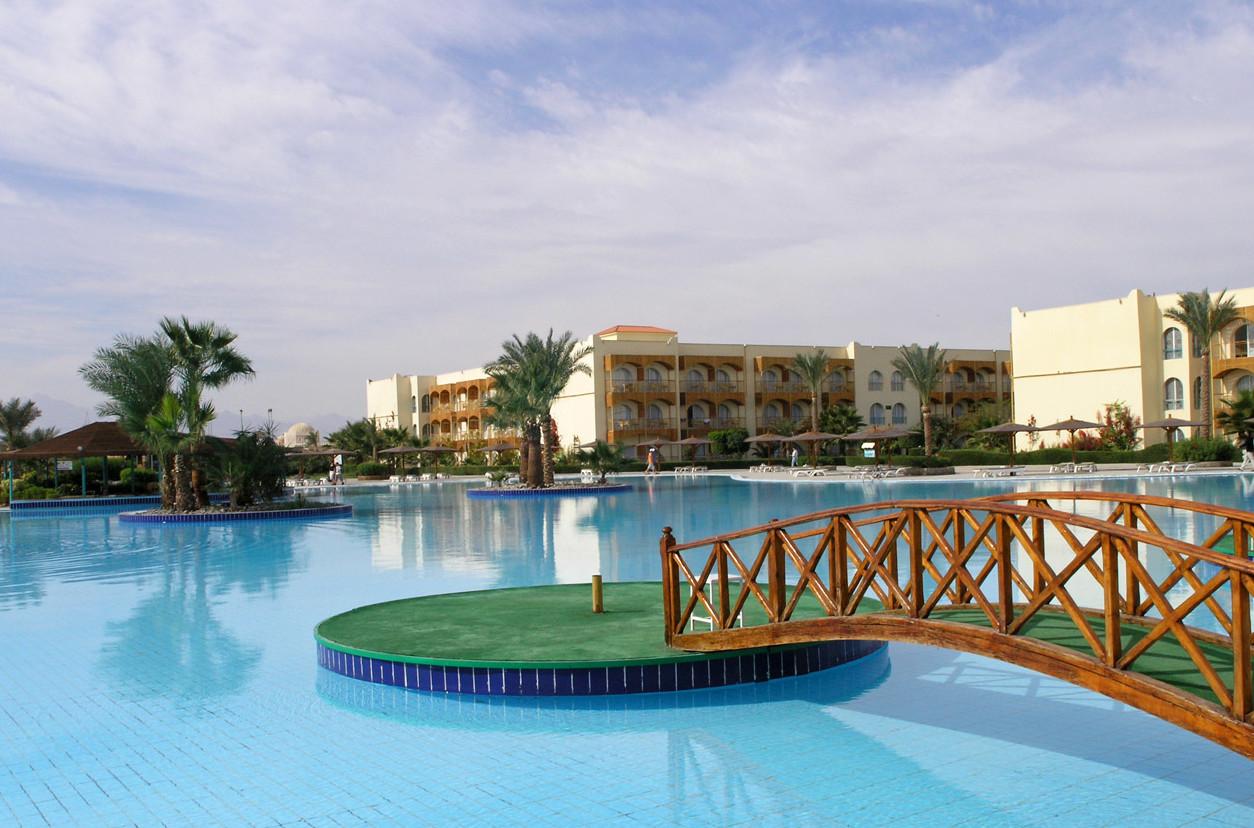 Египет, отель Desert Rose в Хургаде