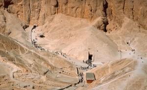 Долина царей или Великий Магический некрополь