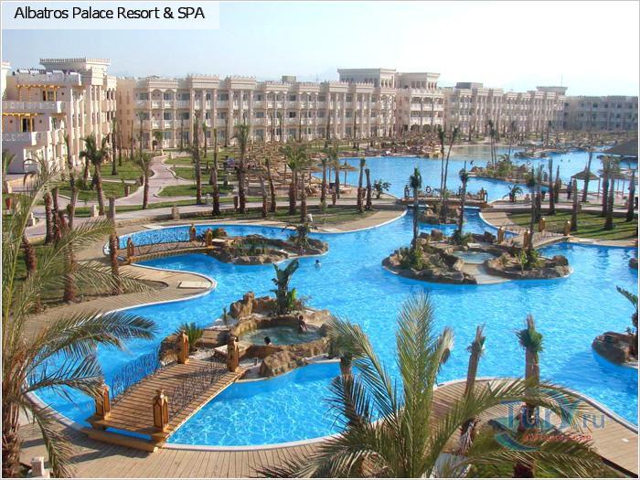 Albatros Palace Resort отличный отеля для отдыха в Египте в Марте
