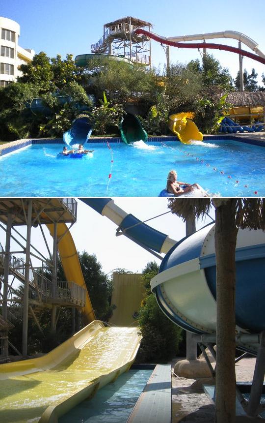Sindbad Aqua Hotel & Spa